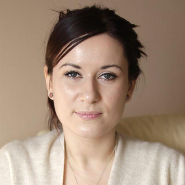 Aleksandra Kiślewska - psycholog, psychoterapeuta