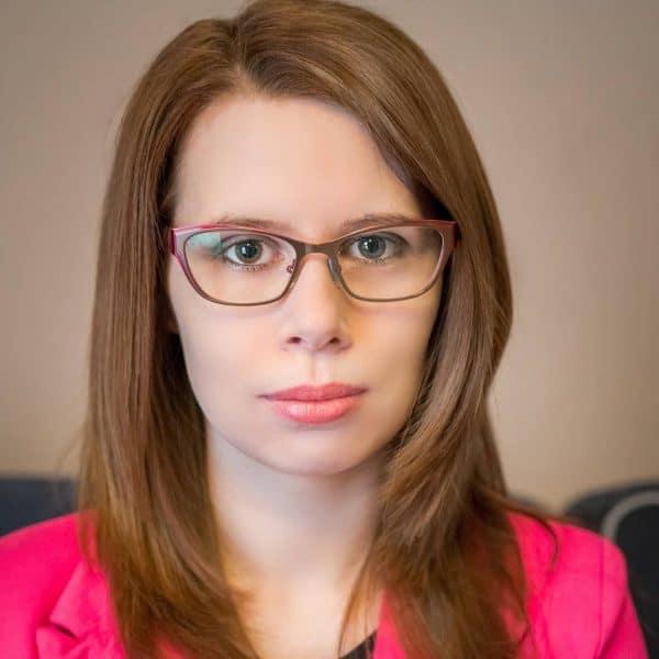 Beata Minta - psycholog, psychoterapeuta