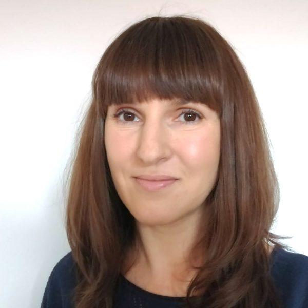 Iwona Trizna - psycholog, psychoterapeuta