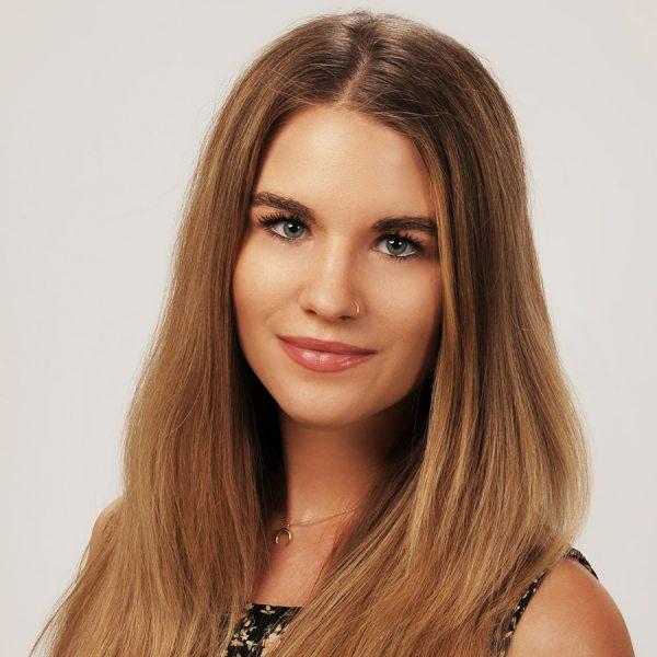 Karolina Bociarska - psycholog, psychoterapeuta