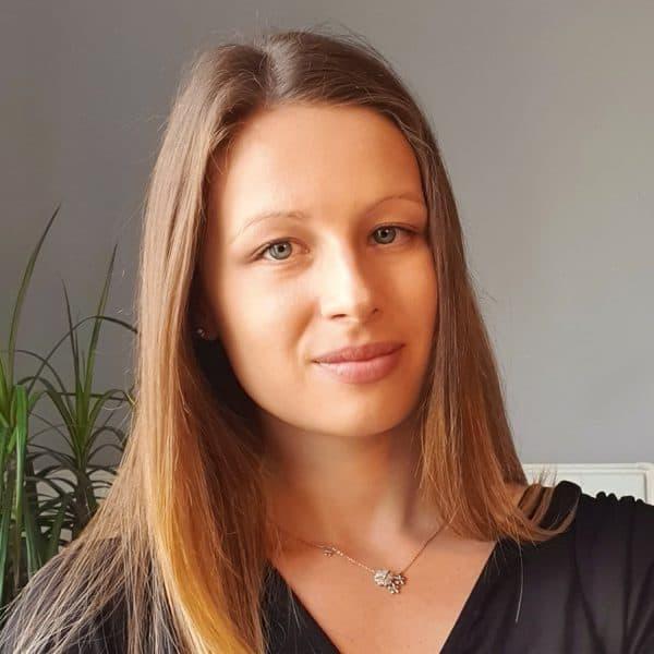 Karolina Klein - psycholog, psychoterapeuta