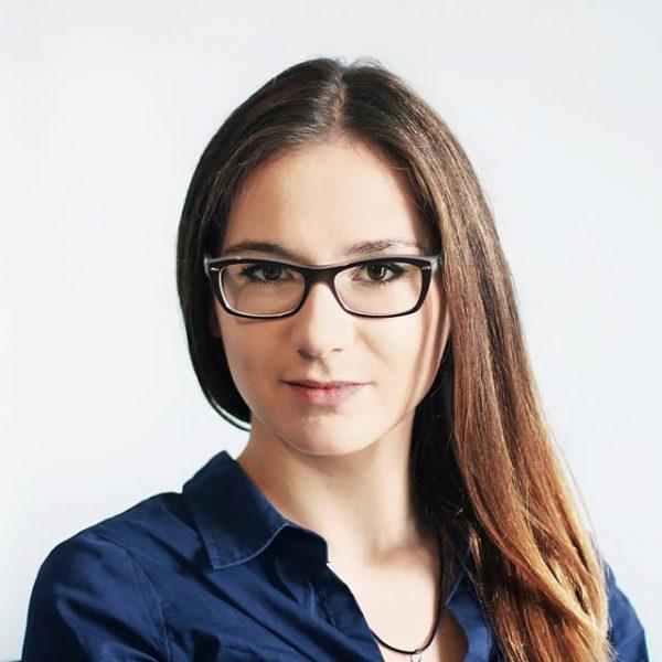 Małgorzata Borczyk - psycholog, psychoterapeuta