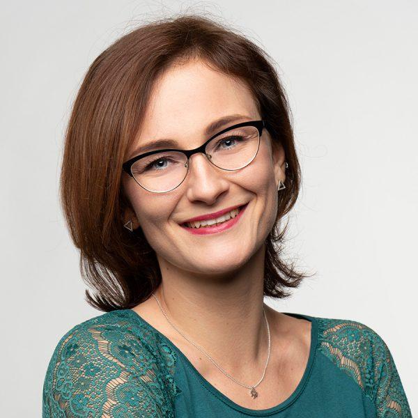 Marta Dudzińska - psycholog, psychoterapeuta