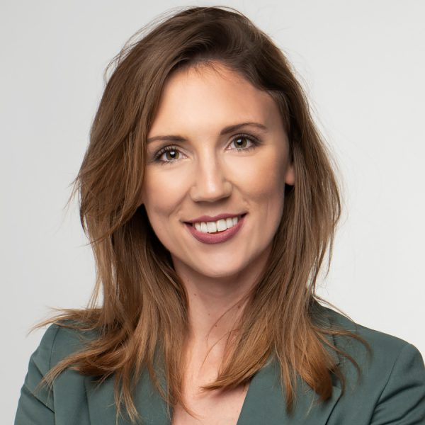 Monika Piotrowska - psycholog, terapeuta uzależnień