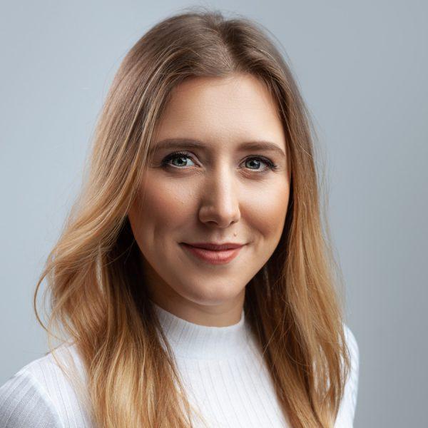 Paulina Bartkiewicz - psycholog, psychoterapeuta