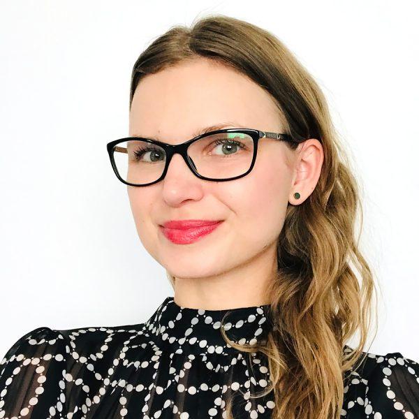 Paulina Ryng - psycholog, psychoterapeuta