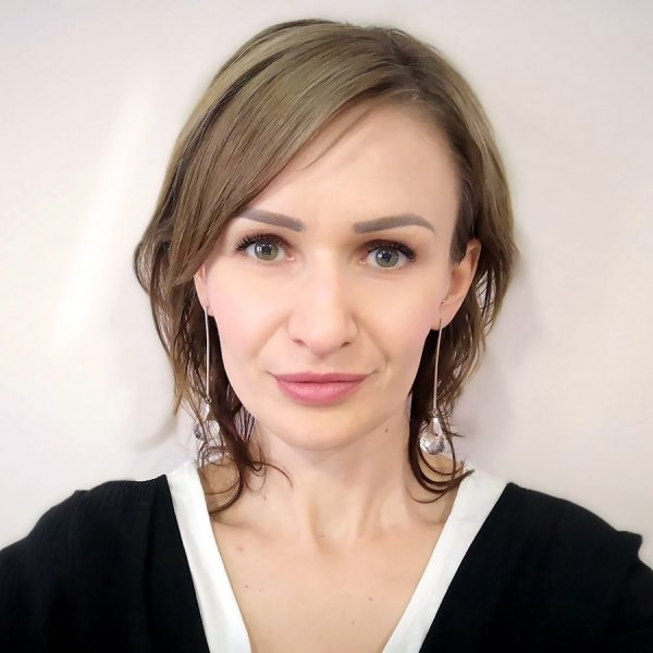 Sylwia Markowska - psycholog, psychoterapeuta